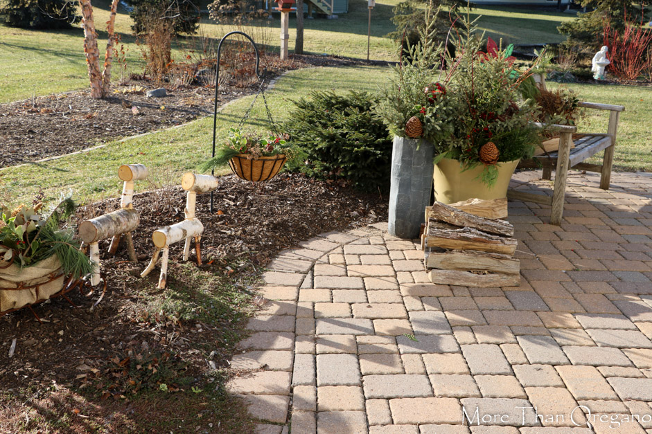 I Hope This Gives You A Few Ideas In Case Youu0027re Thinking Of Creating Your  Own Winter Bird Friendly Patio Garden. As Winter Progresses Iu0027m Sure All  The ...